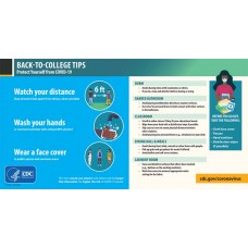COVID-19 - CDC - Back-to-College Tips