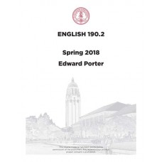 Stanford ENGLISH 190.2 Reader - Porter