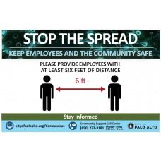 COVID-19 - CPA - Stop the Spread - Keep Employees Safe