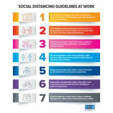 COVID-19 - SCCPH - Social Distancing Guidelines at Work