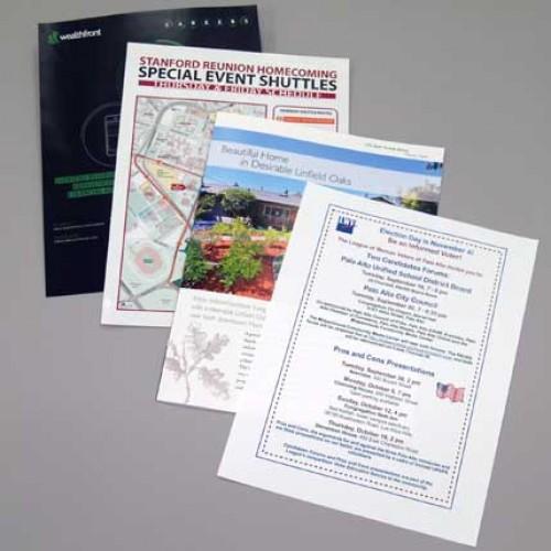 Color Copies And Digital Prints