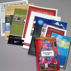 Full Color Booklets and Newsletters