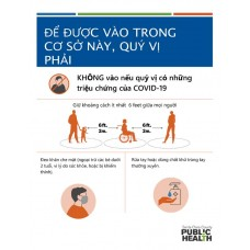 COVID-19 - SCCPH - To Enter This Building You Must (Vietnamese)